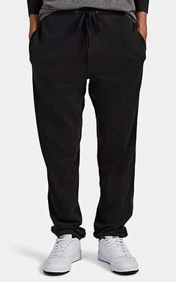 James Perse Men's Cotton Terry Sweatpants - Gray
