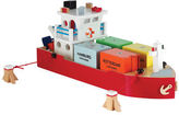 NEW New Classic Toys Harbour Line Container Ship