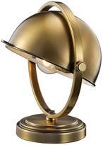 Monteaux Lighting 10.5 in. Antique Brass Mini Task Lamp