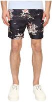 Marc Jacobs Mellow Meadow Silk Shorts
