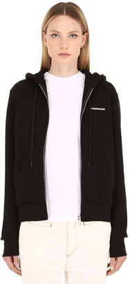 Luisa Via Roma Luisaviaroma Zip-up Sweatshirt Hoodie