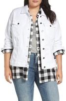 KUT from the Kloth Plus Size Women's Helena Denim Jacket