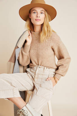 The Good Friends Cecily Tie-Back Sweater