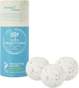 Treets Traditions Energising Secrets Bath Fizzers