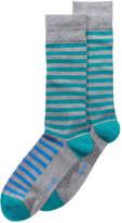 Alfani Men's Striped Socks, Created for Macy's