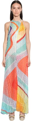 Missoni Knit Long Dress