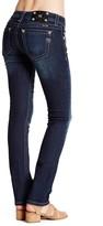 Miss Me Embellished Straight Leg Jean
