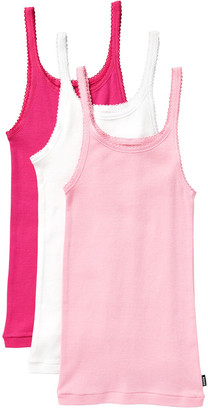 Bonds Girls Teena Singlet 3 Pack