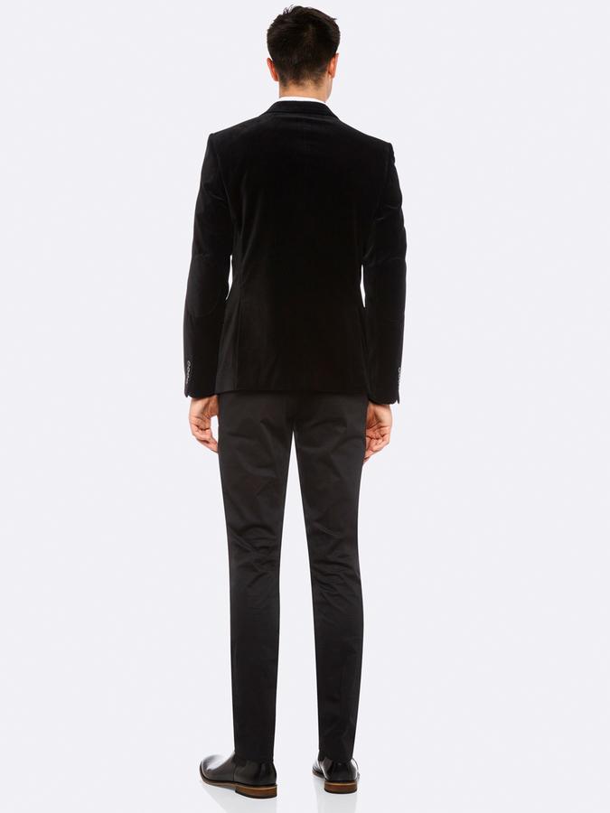 Oxford Max Velvet Blazer