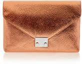 Loeffler Randall Coppen leather Clutch