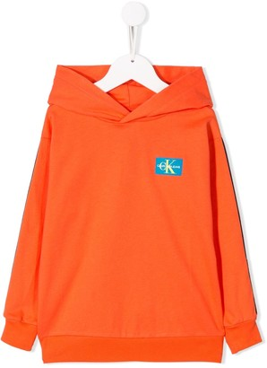 Calvin Klein Kids Hooded Sweatshirt