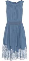 Nina Ricci Lace-trimmed Dress