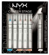 NYX (6 Pack Jumbo Eye Pencil Collection - Center Stage - 6 Pencils