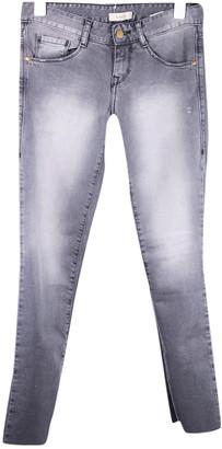 BA&SH Grey Cotton - elasthane Jeans