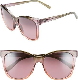 Maui Jim Alekona 55mm PolarizedPlus2(R) Sunglasses