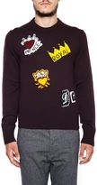 Dolce & Gabbana Embroidered Pullover