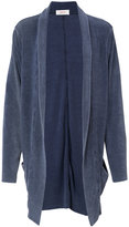 OSKLEN long shawl-collar cardigan - men - Cotton/Polyester - PP