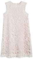 Tadashi Shoji Toddler Girl's 'Honeysuckle' Embroidered Tulle Dress