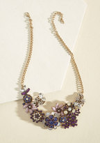 Vow to Wow Necklace in Amethyst