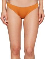 Dolce Vita Solids High Cut Leg Bottom Women's Swimwear