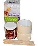 Moom Organic Hair Removal Kit With Lavender, 6-Ounce Package (Pack of 3) , g3ge