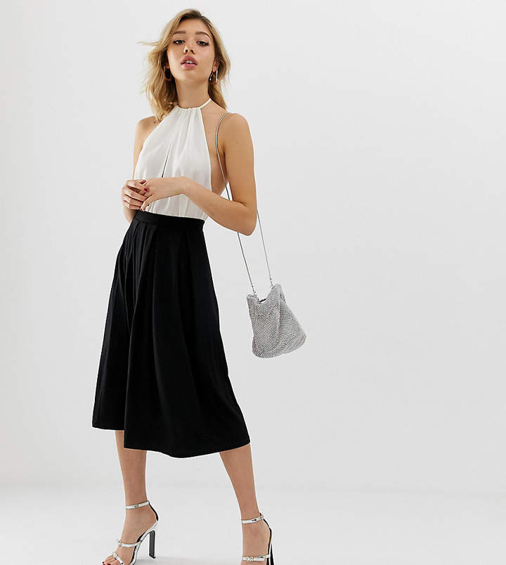 4d2d5e509f61 Black Box Pleat Skirt - ShopStyle