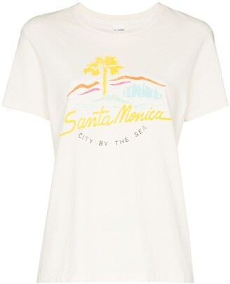 RE/DONE City By The Sea T-shirt