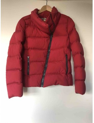 Colmar Red Jacket for Women