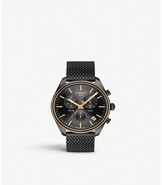 Tissot PR 100 T-Classic stainless steel watch