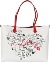 Hogan Love Shopper Bag