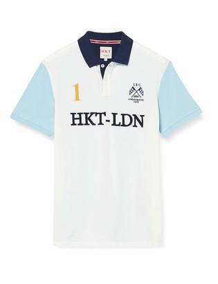 Hackett London Hackett Men's HKT LRC Multi Polo Shirt