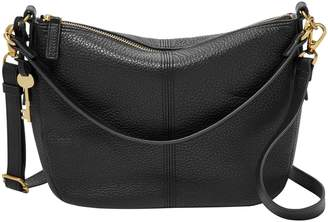 Fossil Jolie Leather Crossbody Bag