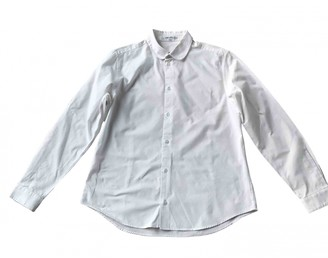 Carven White Cotton Shirts