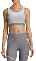 Back Stripes Sports Bra