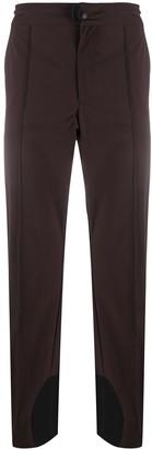 Acne Studios Side-Zip Trousers