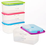 FIT AND FRESH Fit & Fresh Healthy Living 10-pc. Containers Set