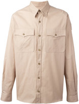 Stella McCartney long sleeve shirt - men - Cotton - 40