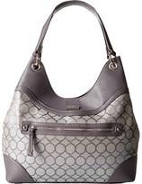 Nine West 9S Jacquard Shoulder Bag