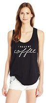 Signorelli Women's I Need My Coffee Graphic Tank