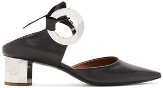 Proenza Schouler Black Mirror Heels