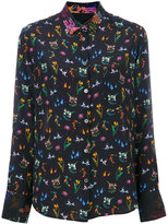Paul Smith floral print blouse