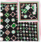 Emilio Pucci geometric print scarf - women - Silk - One Size