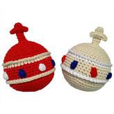 hokolo Handmade Crochet Orb Rattle