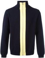 Marni zipped turtleneck jumper - men - Cotton - 48