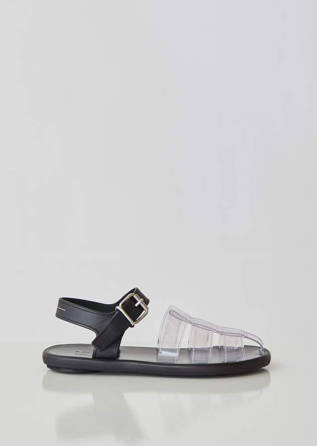 b50d77be8fd1 Clear Jelly Sandals - ShopStyle Australia