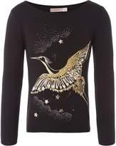Billieblush Girls Long Sleeve T-Shirt