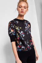 Ted Baker Bird Print Sweater
