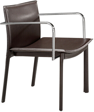 ZUO Set Of 2 Gekko Conference Chairs