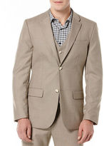 Perry Ellis Big and Tall Textured Suit Jacket