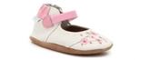 Robeez Stella Girls Infant Crib Shoe
